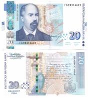 Bulgaria - 20 Leva 2020 Pick New UNC Lemberg-Zp - Bulgarien