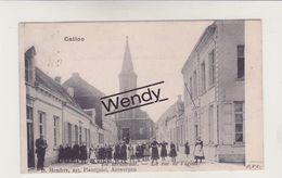 Calloo (de Kerkstraat Animée 1904) - Beveren-Waas