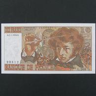10 Francs Berlioz 2.1.1976 , SUP - 1962-1997 ''Francs''