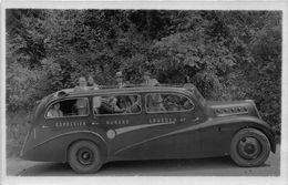 BUS-AUTOCARS-CARTE-PHOTO- LOURDES - Bus & Autocars