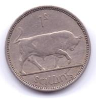 IRELAND 1955: 1 Scilling, KM 14a - Ireland