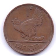 IRELAND 1928: 1 Pingin, KM 3 - Irlanda