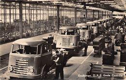 CANIONS- EINDHOVEN,  D.A.F . EINDE CONTRÔLE - USINE - Trucks, Vans &  Lorries