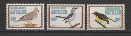 Antilles Néerlandaises 1980 Oiseaux 613-15 3 Val ** MNH - Antillen