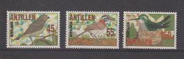 Antilles Néerlandaises 1984 Oiseaux 723-25 3 Val ** MNH - Antillen