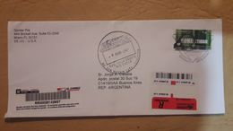 Enveloppe Du Guatemala Distribuée Avec Des Timbres De Tennis - Tennis
