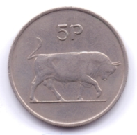 IRELAND 1971: 5 Pence, KM 22 - Irlanda
