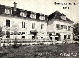 21] Côte D'Or >  GEMEAUX  /LE LOGIS NEUF  / - Autres Communes