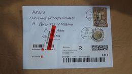 España Sobre Enviado A Argentina Con Sellos Modernos - 2011-... Lettres