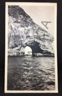 #CPA55 - Publicité - PLASMARINE- Laboratoire La Biomarine -  St Pierre Et Miquelon Le Cap Percé -  Timbres RF - Werbepostkarten