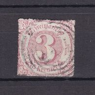 Thurn Und Taxis - 1865 - Michel Nr. 42 - Gestempelt - Tour Et Taxis