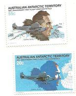 1979 - Territori Antartici Australiani 35/36 I Spedizione Aerea Nell'Antartico - Nuevos