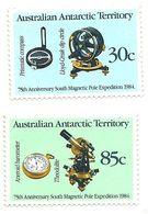 1984 - Territori Antartici Australiani 61/62 Spedizione Al Polo Sud Magnetico - Nuevos