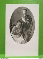 Carte Photo, G. D. Charlotte Et Prince Félix - Familia Real