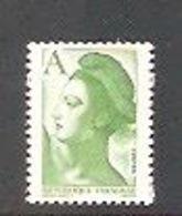 LIBERTE De GANDON 1986. Y&T N° 2423b**- A ( 1f.90 ) Vert. Neuf Sans Charnière. SANS PHO > Gomme Brillante. TB - 1982-90 Liberté (Gandon)