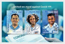 Curacao - Postfris / MNH - Sheet Corona / Covid-19 2020 - Curaçao, Antille Olandesi, Aruba
