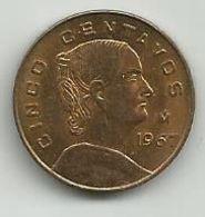 Mexico 5 Centavos 1967. KM#426 - Mexico
