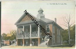 Bay St. Louis Miss. - City Hall - St Louis – Missouri