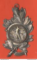 Schio Vicenza Medaglia 1925 Per 50° Atletica Fortitudo Medaglie Sport - Atletismo