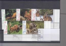 Bund Michel Kat.Nr. Gest 2539/2543 - BRD