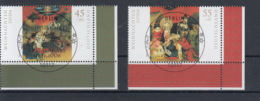 Bund Michel Kat.Nr. Gest 2569/2570 SSt - Used Stamps