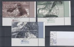 Bund Michel Kat.Nr. Gest 2585/2587 - Used Stamps