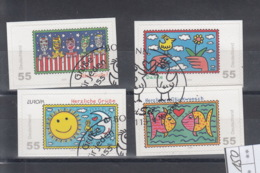 Bund Michel Kat.Nr. Gest 2665/2668 - Used Stamps
