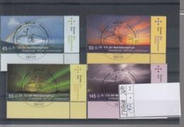 Bund Michel Kat.Nr. Gest 2707/2710 - Used Stamps