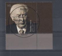 Bund Michel Kat.Nr. Gest 2714 - Used Stamps