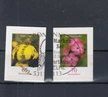 Bund Michel Kat.Nr. Gest 2715/2716 - Used Stamps