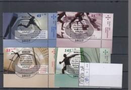 Bund Michel Kat.Nr. Gest 2727/2730 - Used Stamps