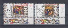 Bund Michel Kat.Nr. Gest 2763/2764 - Used Stamps