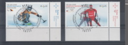 Bund Michel Kat.Nr. Gest 2781/2782 SSt - Used Stamps