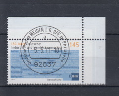 Bund Michel Kat.Nr. Gest 2865 - BRD