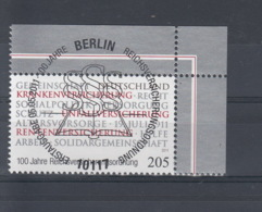 Bund Michel Kat.Nr. Gest 2869 SSt - BRD