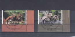Bund Michel Kat.Nr. Gest 3124/3125 SSr - Used Stamps