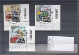 Bund Michel Kat.Nr. Gest 3132/3134 SSt - Used Stamps