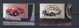 Bund Michel Kat.Nr. Gest 3143/3144 - Used Stamps