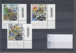 Bund Michel Kat.Nr. Gest 3208/3210 - BRD