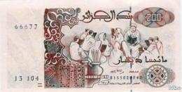 Algérie 200 Dinars (P138) 1992 -UNC- - Algérie