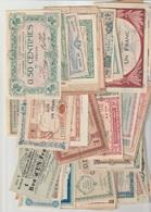 Billets Bons Monnaie - Villes, Régions, Privés, Algérie, Pays Divers - Lot De 227 Billets Bons Monnaie - Monedas & Billetes