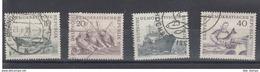 DDR Michel Kat.Nr.  Gest   817/820 - Used Stamps