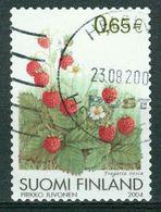 Bm Finland 2004 MiNr 1708 Used | Wild Strawberry - Finland