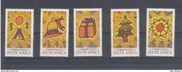 RSA Michel Cat.No. Mnh/** 1169/1173 - South Africa (1961-...)