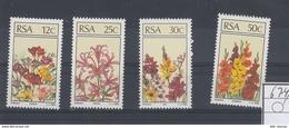 RSA Michel Cat.No. Used 674/677 - África Del Sur (1961-...)