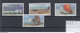 RSA Michel Cat.No. Mnh/** 626/629 - África Del Sur (1961-...)