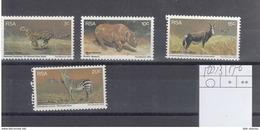 RSA Michel Cat.No. Mnh/** 500/503 - África Del Sur (1961-...)