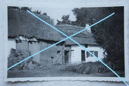 Photo BIERBEEK Naast Neervelp Blanden Haasrode 1933 Oude Hoeve Van Familie Dillen - Plaatsen