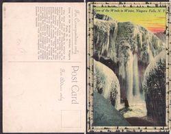 Niagara Falls NY - Post Card - Niagara Falls - Circa 1930 - Non Circulee - Cygnus - Manhattan
