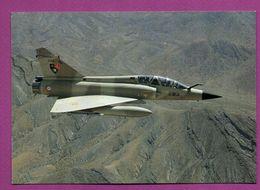 Mirage 2000 N. 4- BJ. Escadron De Chasse 2/4 La Fayette Au Dessus Du Range De Nellis Au Nevada. 1996 - 1946-....: Modern Tijdperk